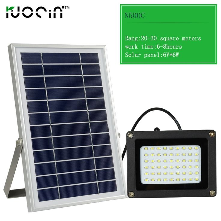 Solar Energy Floodlights : Best solar flood lights ideas on