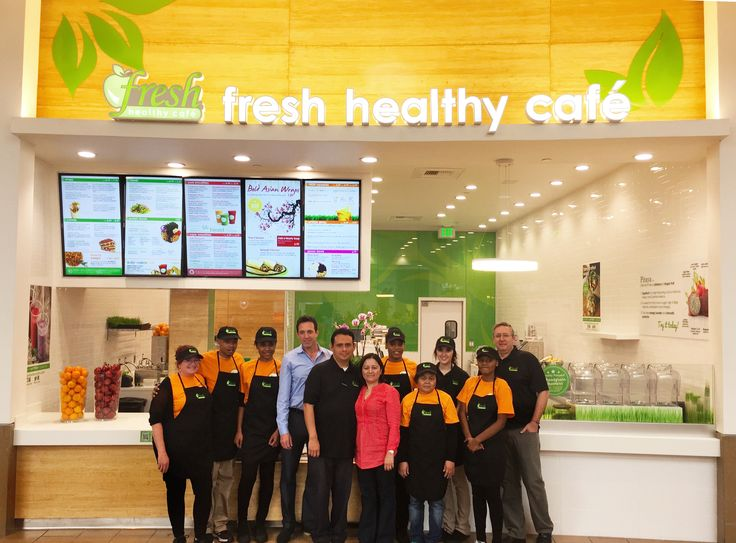 FRESH Restaurants: Healthy Fast Food Franchise Opportunity