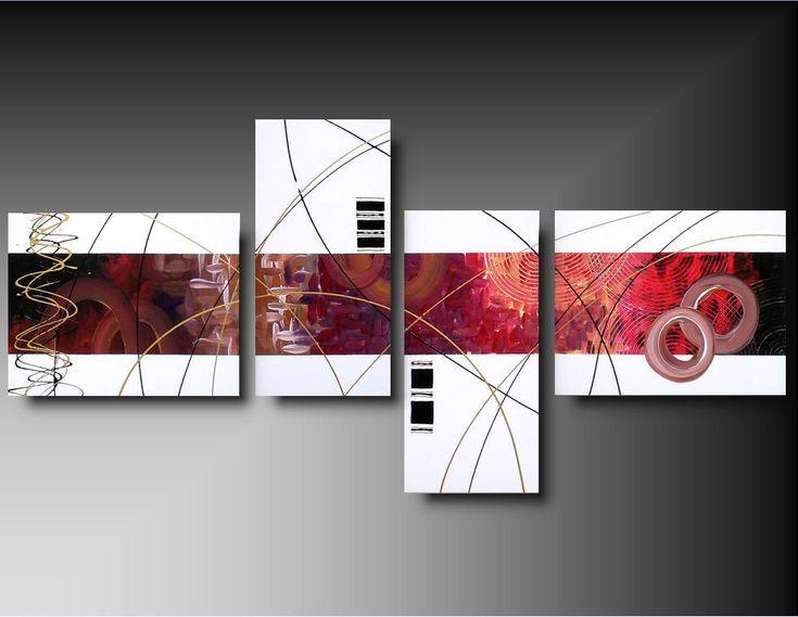 77 best Quadri dipinti a mano-stampe su tela-olio su tela e ...