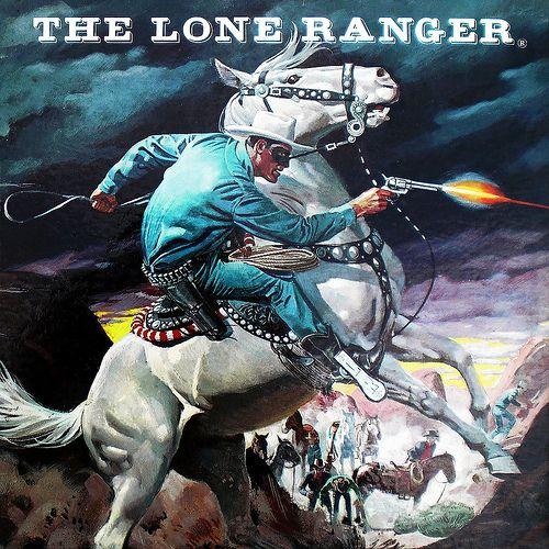 Radio Program - The Lone Ranger