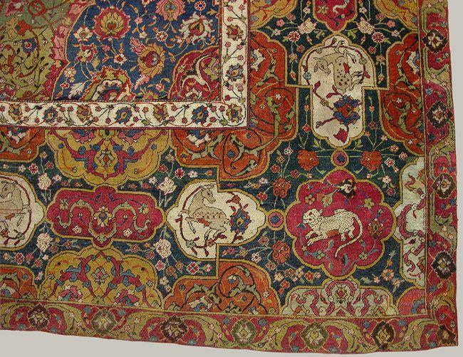 """The Seley Carpet [Iran] (1978.550)"". In Heilbrunn Timeline of Art History. New York: The Metropolitan Museum of Art, 2000–. http://www.metmuseum.org/toah/works-of-art/1978.550 (September 2012)"