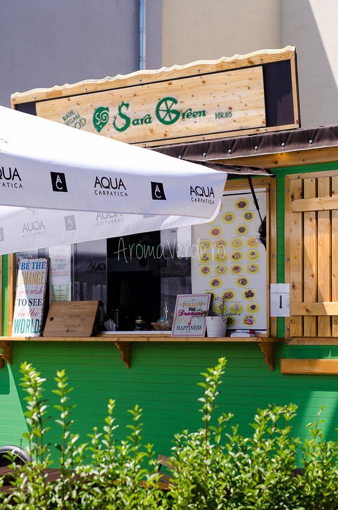 Sara Green este primul fast food vegan, deschis în București pe strada Nicolae Caramfil nr 85. Te invit să le descoperi preparatele vegane mega delicioase.