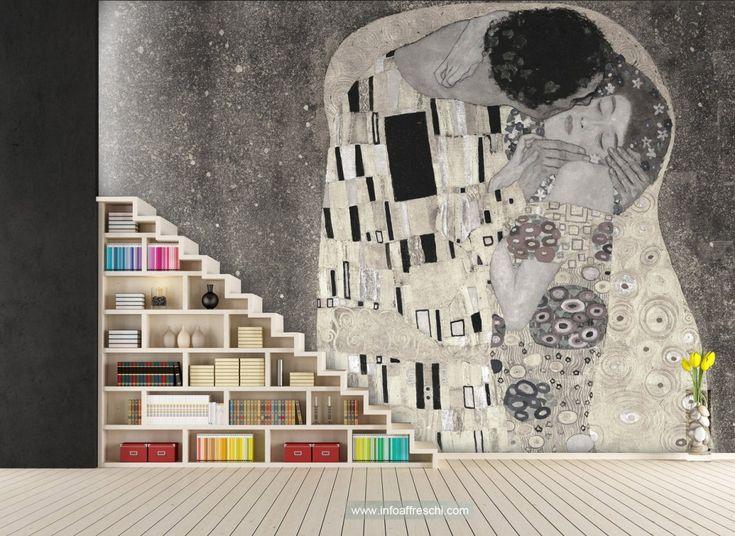 Awesome idea to make your workplace unique. Affreschi&Affreschi, the wall décor you are looking for! #fresco #interiordesign #architecture #wallpaper #interiors #wallart #walldecor #mural #affreschi #frescoes #fresques #frescos #decoration #art #madeinitaly #livingroom #salonedelmobile #interiordesignideas #newideas #modernart #modernfresco #abitareiltempo #homi #heimtextil
