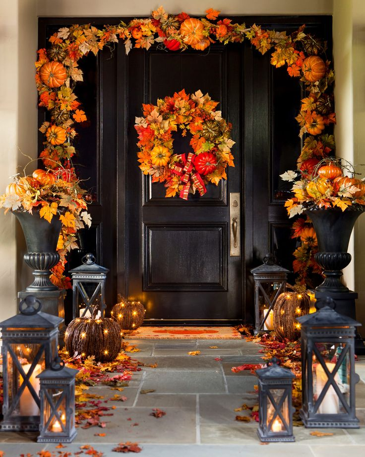 best fall decor images on pinterest fall decorations holiday ideas and