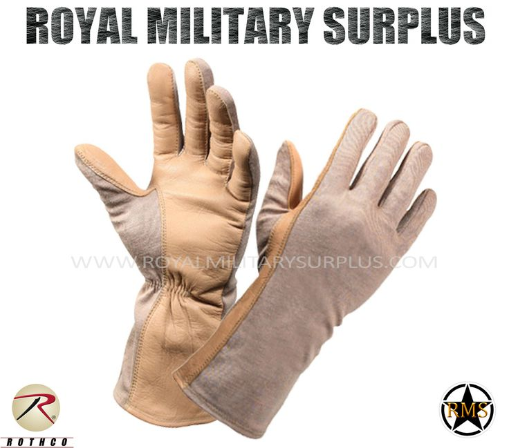 Tactical Gloves - G.I. Style - DESERT TAN (Desert/Arid) - 66,95$ (CAD) | DESERT TAN (Desert/Arid) Tactical Camouflage Pattern G.I. Commando Style Design Made following Military Specifications Leather &  Sheepskin Construction Flame & Heat Resistant Fabric Cold Weather Capacity Ergonomic Cut and Fit Elastic Wrist BRAND NEW Available Sizes : S - M - L - XL - XXL  http://www.royalmilitarysurplus.com/Gloves_c23.htm