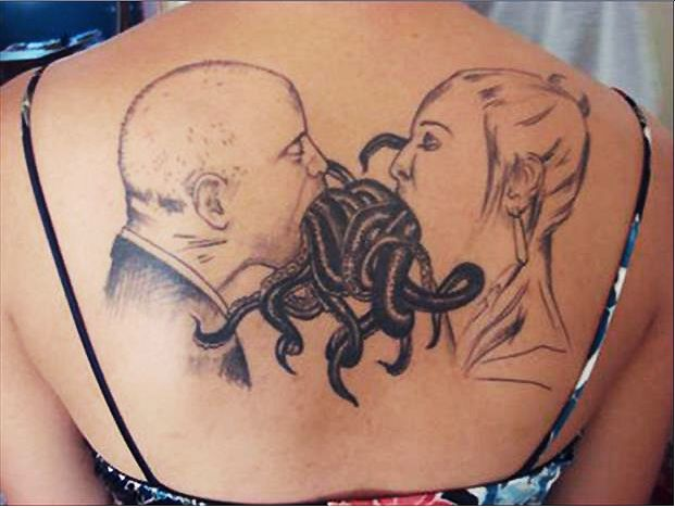 116 best really bad tattoos images on pinterest android for Tattoos gone wrong buzzfeed