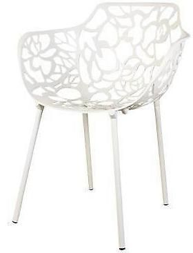 Cast Magnolia design stoel Wit 150,-