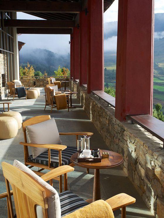 Les 51 nouveaux hôtels les plus remarquables  Bhoutan