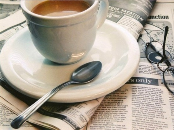 Doqa, Cafe, Coffee, Wake Up, Drink, Kahve, Mola, Taksim, Levent, Milk, Süt, Food, Morning, Breakfast, Kahvaltı, Newspaper, Gazete, Reading, Okuma