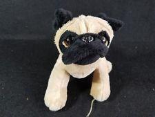 Webkinz Lil'Kinz PUG DOG Bean Bag Stuffed Animal Plush HS105 Puppy Lovey
