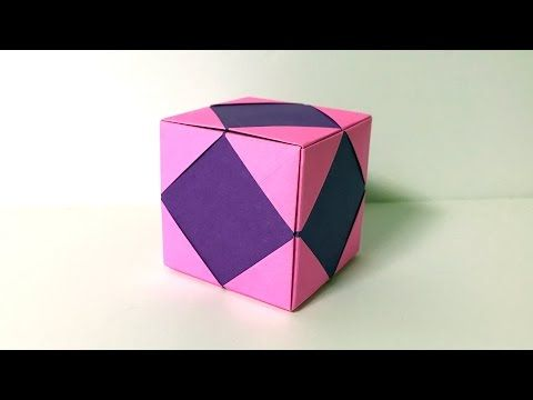 262 best origami cubes images on pinterest