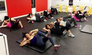 Groupon - $ 39 for 10 Boot-Camp Classes at Me First Fitness (Up to $160 Off)  in Ajax. Groupon deal price: C$39