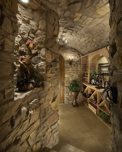Mediterranean Style Home For Sale In Phoenix S Famed: 17 Best Images About Wine Cellars With Stone Style. On