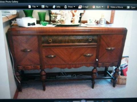 8 Best For Sale Arts Amp Crafts Antique Dining Buffet