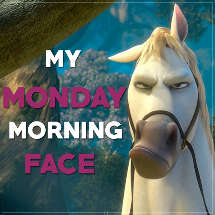 My Monday morning face. thedailyquotes.com