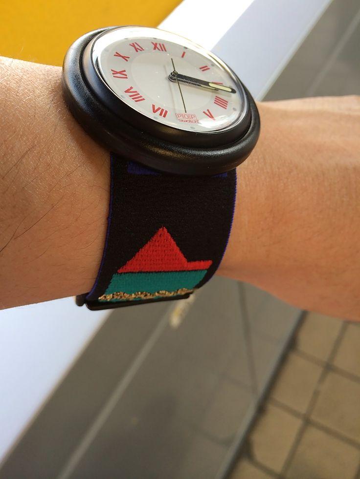 Nice Pop Swatch Watch