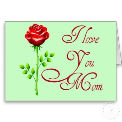 i love you mom - Bing Images
