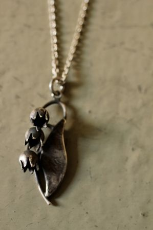 Lily of valley Necklace - IRRE