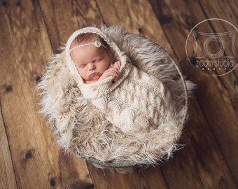 Punto nido de recién nacidos, props de fotos.