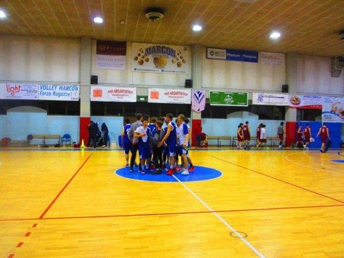 U20 MARCON VITTORIA VS VIRTUS VENEZIA…..