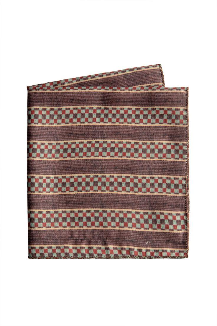 BRUNELLO CUCINELLI Einstecktuch Handkerchief POCHETTE Tuch Cloth Taschentuch NEU