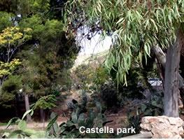 Castella park - Sierra Gador