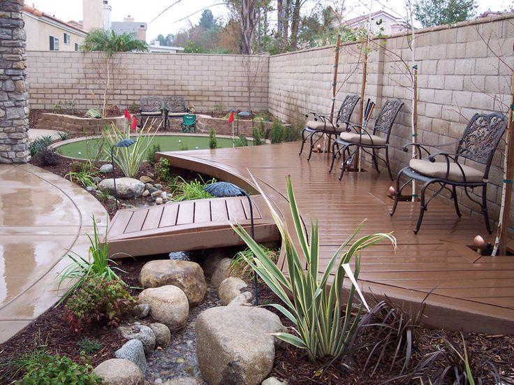 24 Best Images About Unique Decks Gardens On Pinterest