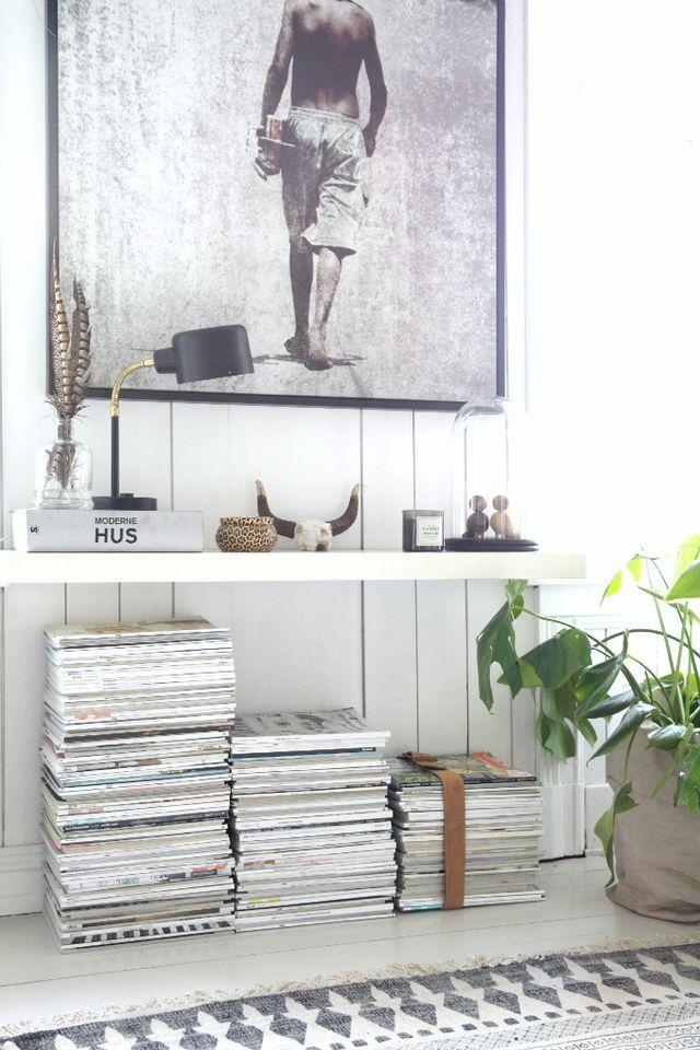 Magazines, love it !