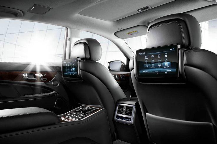 2017 Hyundai Equus Interior Photos 2017 Equus Hyundai