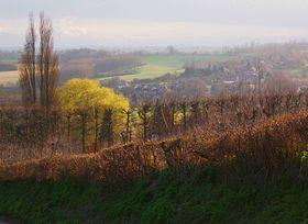 Kent - Bourne Valley overlooking Plaxtol © Duncan Dwinell