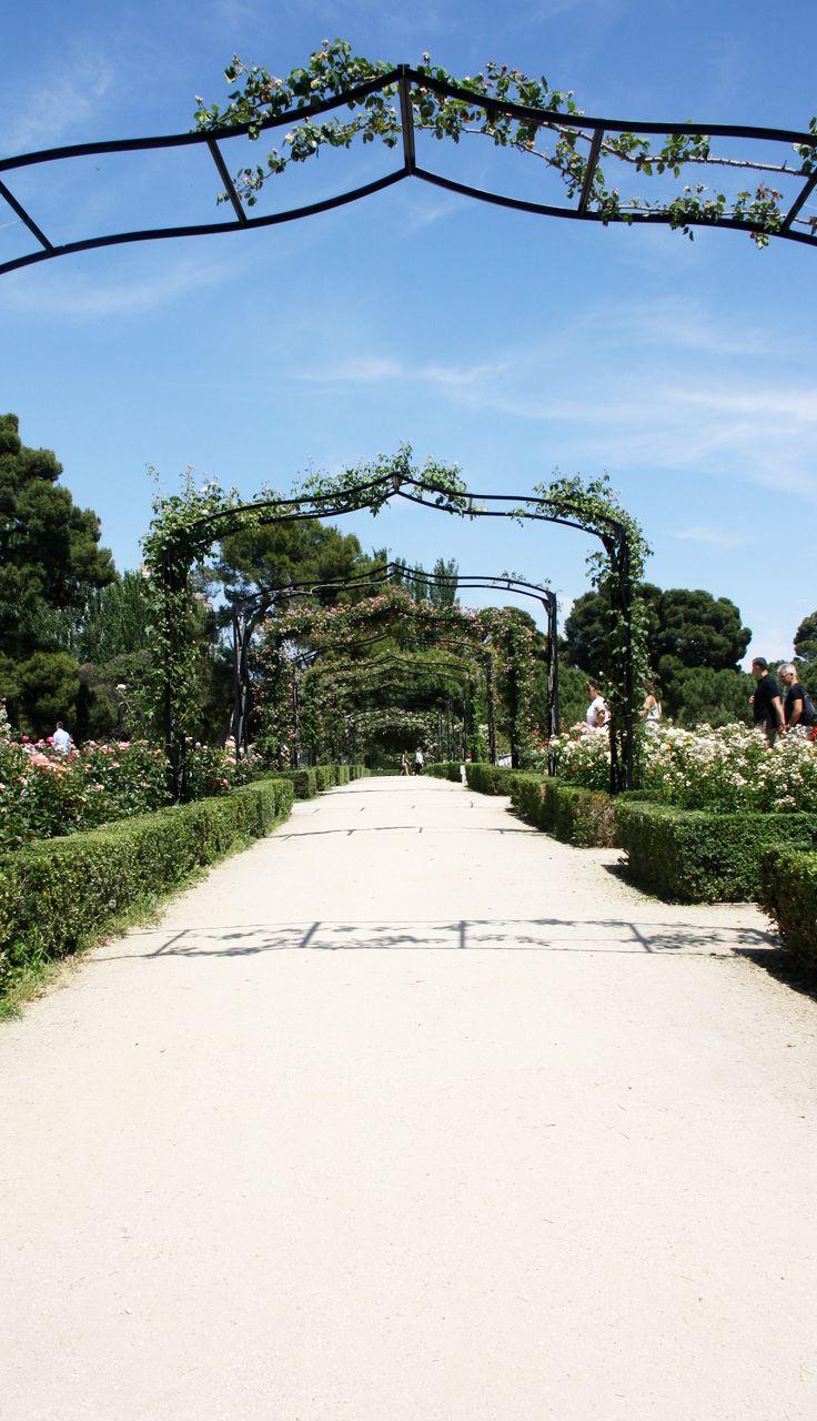 Park El Retiro - ein kleines Paradies mitten in der Stadt Madrids