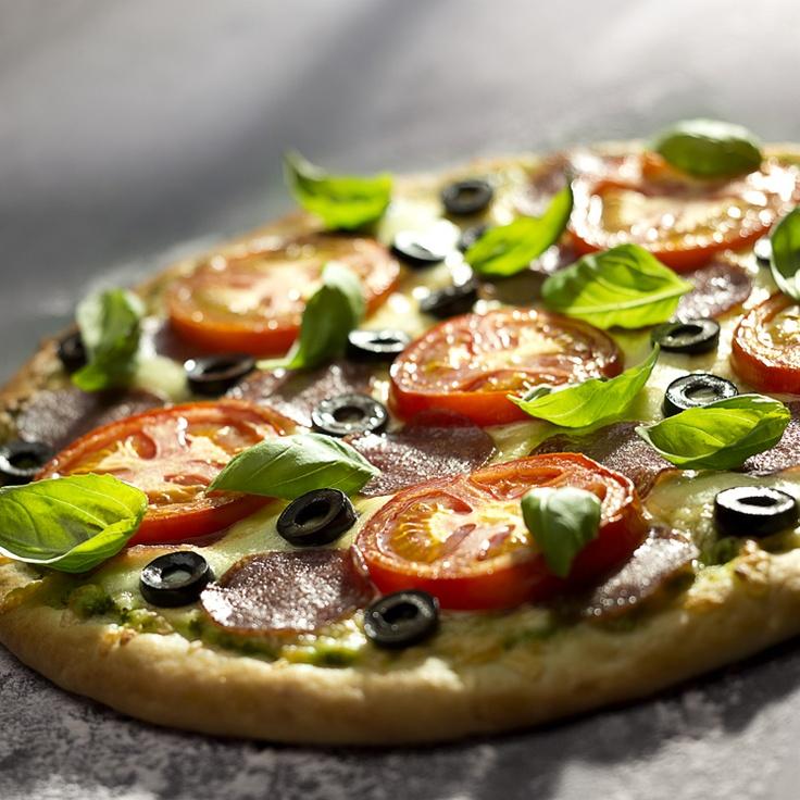 PIZZA XXL - Kuchnia Lidla #lidl #przepis #pizza