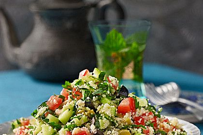 Taboulé, ein sehr leckeres Rezept aus der Kategorie Gemüse. Bewertungen: 124. Durchschnitt: Ø 4,3.