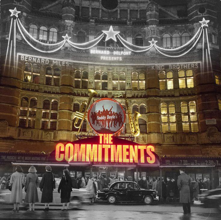 Londres antes y ahora  Palace Theatre