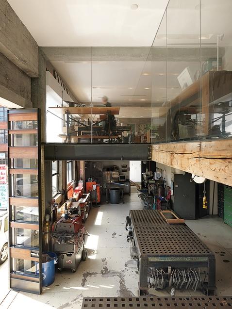 loft/garage
