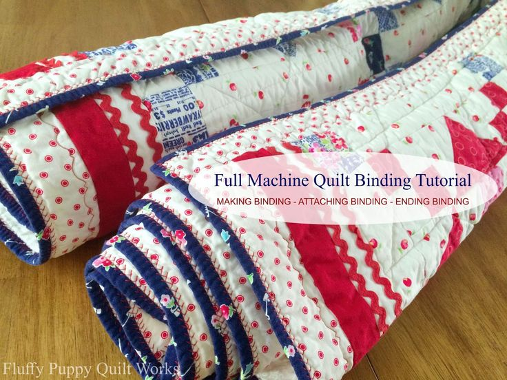 10 best Miscellaneous Quilting Tips: FPQW Blog images on Pinterest ... : ending quilt binding - Adamdwight.com