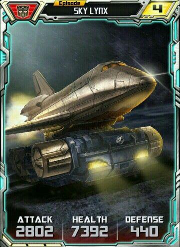 Skylynx card