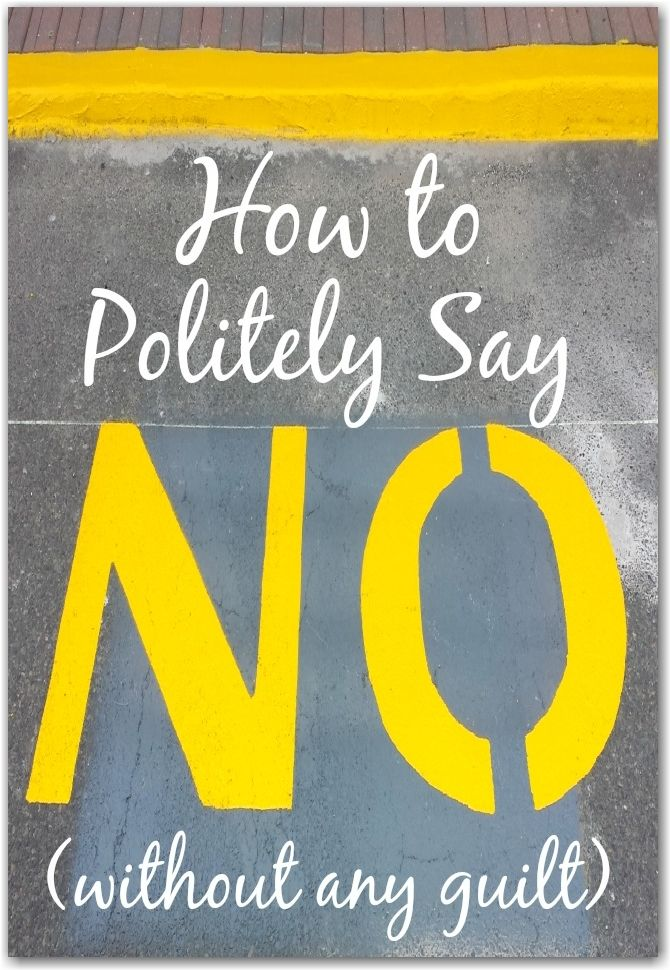 How To Politely Say No Online Dating