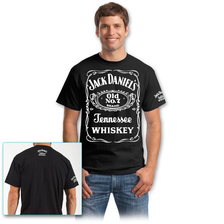 Tricoul Jack Daniels este foarte confortabil si moale la atingere, fiind ideal pentru purtarea zilnica. Acest tricou are aplicat un imprimeu inedit, care ii va impresiona pe toti cei din jur. Cumpara-l conservat la cutie de mazare si il poti primi acasa in 24 de ore. #cadouripentru barbati #cadouri #tricouri