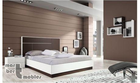 Dormitorio con canapé abatible Neox 8