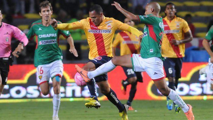 Ver Jaguares vs Morelia en vivo por TV o internet: http://www.futbolenvivo.co/jaguares-chiapas-vs-morelia/