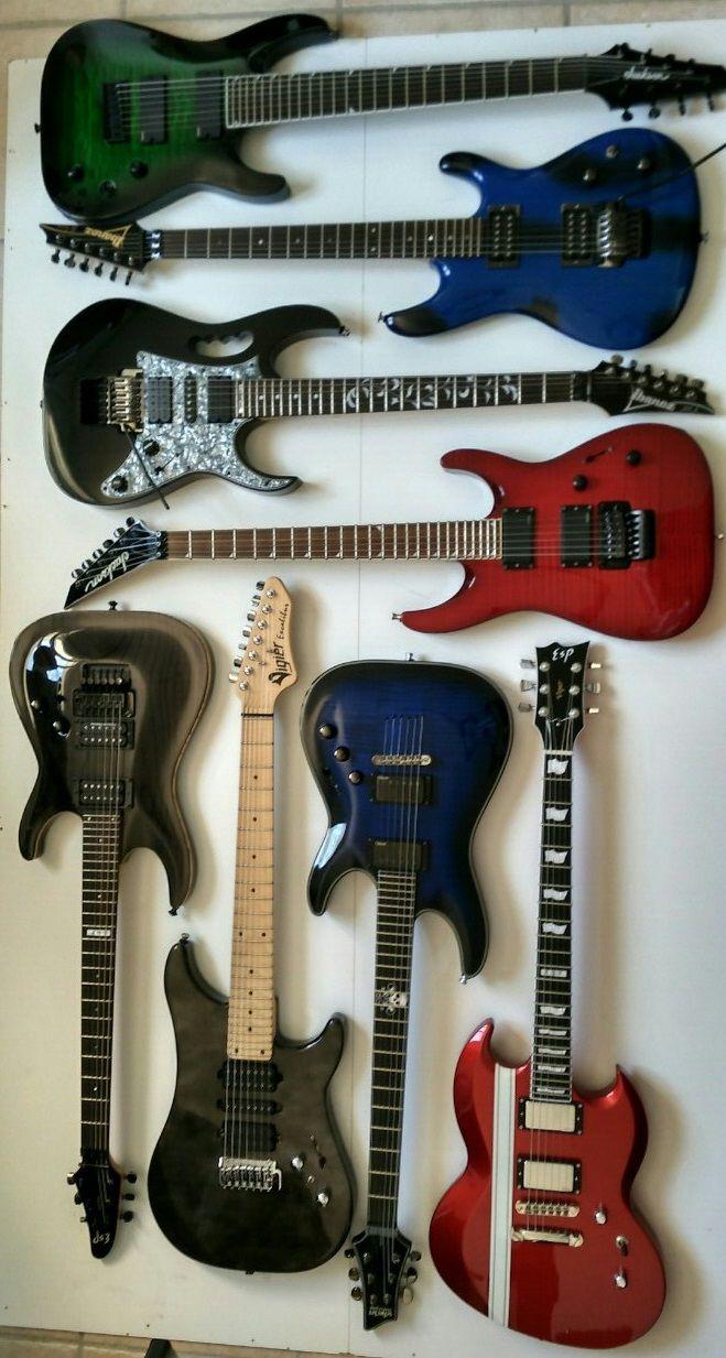 guitar collection at harryguitars.com