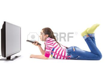 I don´t like watching t.v