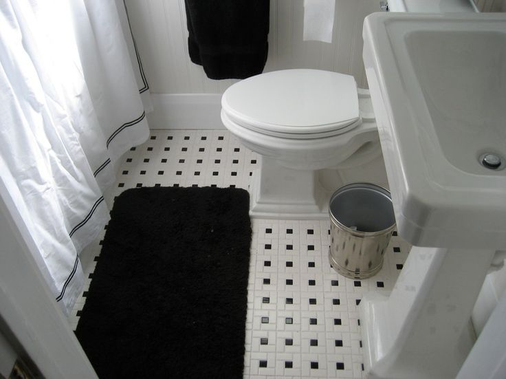 Best Bathroom Images On Pinterest Bathroom Ideas Basement - Toilet mat black for bathroom decorating ideas