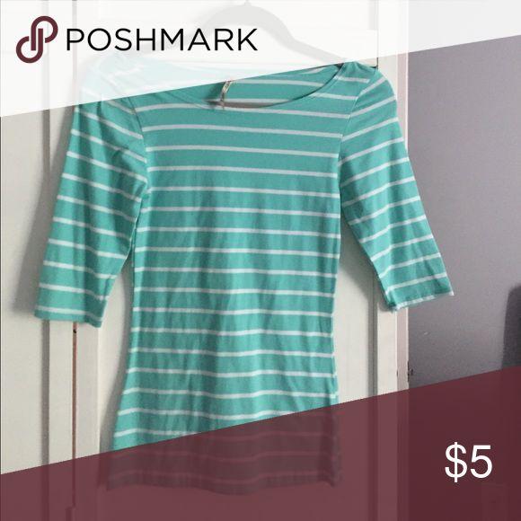 2 SHIRTS BUNDLE NEVER WORN Mint Green Shirt & Coral Shirt Tops