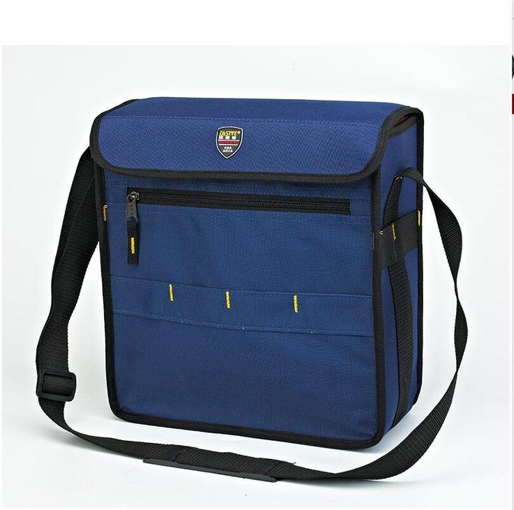 $18.99 (Buy here: https://alitems.com/g/1e8d114494ebda23ff8b16525dc3e8/?i=5&ulp=https%3A%2F%2Fwww.aliexpress.com%2Fitem%2FFASITE-Large-size-Professional-Electricians-Tool-Bag-Hard-Plate-Kit-tool-bag-Set-Kit-Bag-Blue%2F32620500472.html ) FASITE Large size Professional Electricians Tool Bag Hard Plate Kit tool bag Set Kit Bag Blue for just $18.99