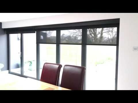 Lutron Electric Blinds Fitted in Winchester - The Electric Blind Company