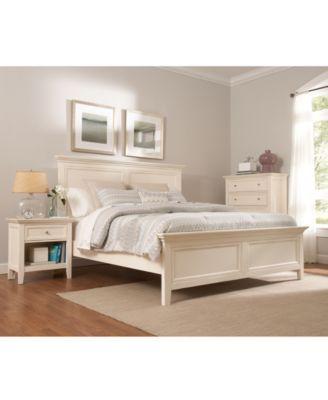 Sanibel Queen Bed, Created For Macyu0027s