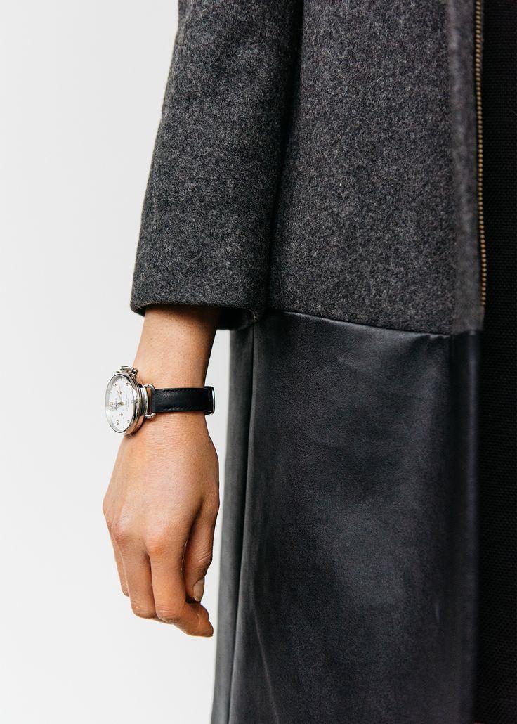 Shinola The Birdy Bracelet Watch 34mm Nordstrom Made In Detroit First
