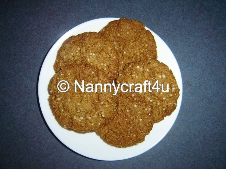 ANZAC day calls for some Anzac Biscuits